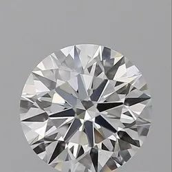 0.50ct Round F VS1 GIA Certified Natural Diamond