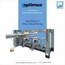 Optimus Multi boring machine