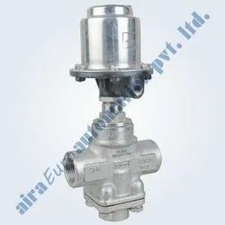 3/2 Way Straight Type Mixing & Diverting High Pressure Control Valve