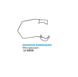 Grandon Barraquer Wire Speculum