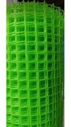 PVC Square Green Mesh, For Fencing, Thickness: 2 Mm