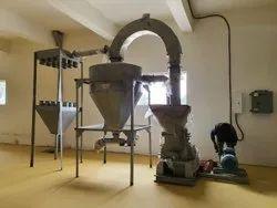Besan Plant Machinery 150 Kg/ Hr