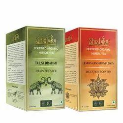 Tulsi Green Herbal Tea