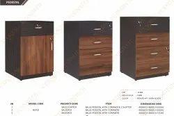Pedestal Office Furniture Q Line