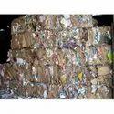Brown Kraft Paper Waste Scrap Occ Waste Paper, For Recycle, 25 Kg