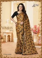 Heavy Designer Fancy Wedding Wear Saree