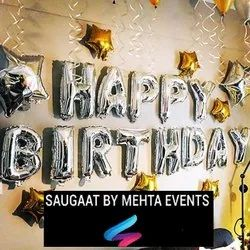 Birthday Party Event Services, Local