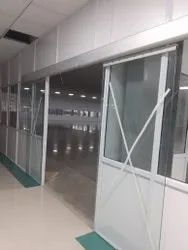 Automatic Glass Door Service, Manufacturing