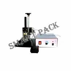 Smartpack Motorized Coding Machine EMCC, Capacity: 35 Mm X 50 Mm