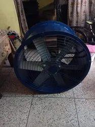 Axial Flow Fan 28 Inch 3 Phase
