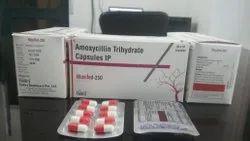 Amoxycillin 250 Mg Capsule