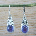 Rainbow Moonstone 925 Sterling Silver Wholesale Jewelry Earring WE-3967