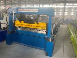Molding Frame Metal Roofing Sheet Machine Features
