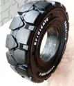 3.50 X 4 Solid Resilients Forklift Tire