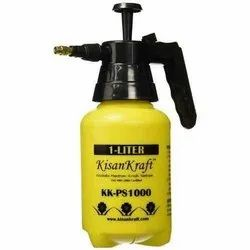 1L Hand Operated Pressure Sprayer
