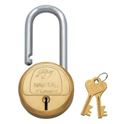 Stainless Steel Godrej Door Lock