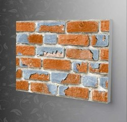Multicolor Ceramic 250x375mm Digital Wall Tile, For Villa, Thickness: 9mm