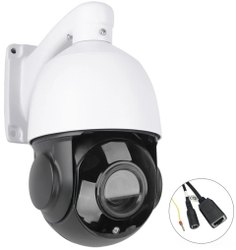 Nesuniq 5MP IP PTZ Security Camera, For Outdoor Use, Model Name/Number: IPC-54IP5