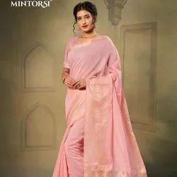 Meera Cotton Silk Jacquard Saree Collection