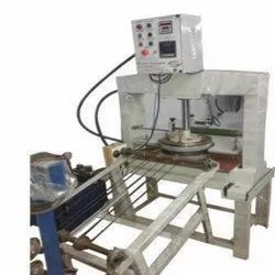 Hydraulic Thali Making Machine