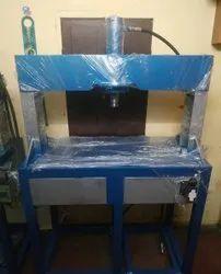 Paper Plate Round Cutting Machine