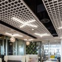 Open Cell Metal Ceiling