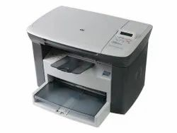 Black & White HP 1005 MFD Printer, Supported Paper Size: A3, Inkjet