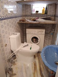Repair Indian To Western Toilet Plumbing Service, Local