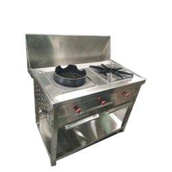 Chinese Cooking Gas Range