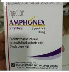 amphonex limposoma amphotericin b injection