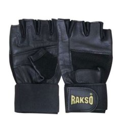 Rakso Double Wrap Sports Gloves, Size: Free Size, Model Name/Number: 207GGD
