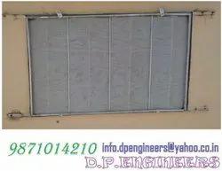 Rod Type Panel Air Filter