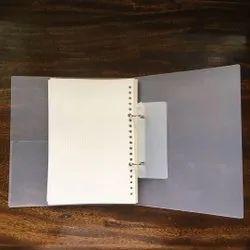 Plastic Office File Folder