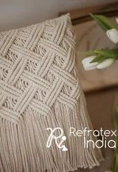 Decorative Macrame Cushion Cover