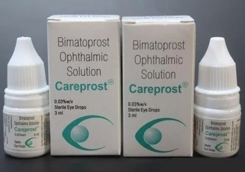 Careprost Bimatoprost Ophthalmic Solution For Latisse Eye Drops