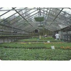 Modular Polycarbonate Greenhouse