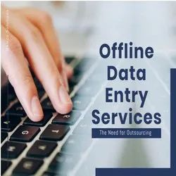 11 Month Offline Data Entry Project, Company Manpower: 20-50