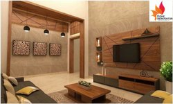 2 Bhk Flat Interior Design Services