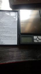 Digital Pocket Weighing Scale
