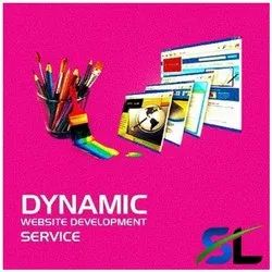 Dynamic Website Development Services, With 24*7 Support