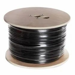 Stranded 1100 V Coaxial Copper Cable
