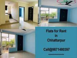 Shop Basement Flat for Rent in Chhatarpur South West Delhi