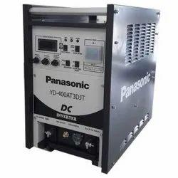 Panasonic YD-400AT3DJT DC TIG Welding Machine, 410 A
