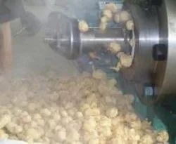 Soya Puff Kurkure Machine