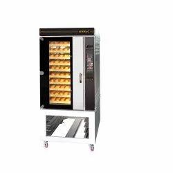 Bread/Bun SM-710E,710EB,810E 10 Trays Electric Convection Oven