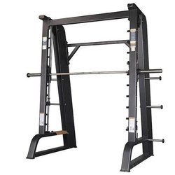 Manual Smith Machine, For Gym, Model Name/Number: T50