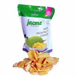Ripe Jackfruit Chips, Packaging Size: 50gm