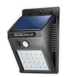 solar Pir Motion Sensor Light