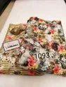 "44-45"" Banglori Satin Digital Print, Gsm: 100-150"