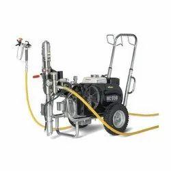 Wagner Hydraulic Airless Putty Sprayer HC950E